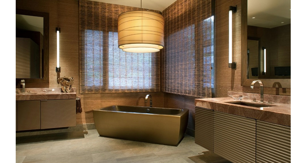 Choose Functionality Over Size When Designing the Both the Bathroom and Kitchen