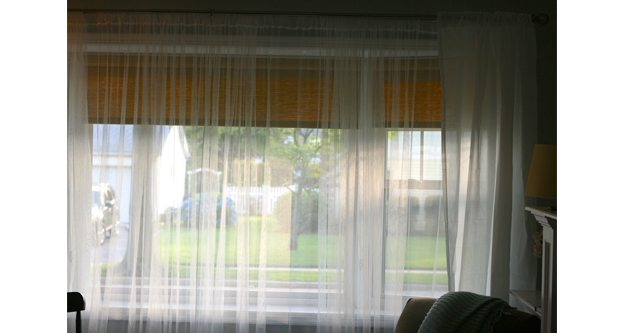 Have Some New Curtains Up