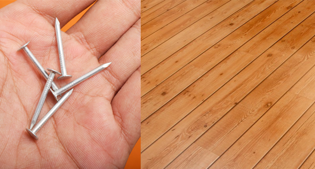 How About Creaky Floorboards
