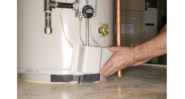 Leaking Water Heaters are a Time Bomb