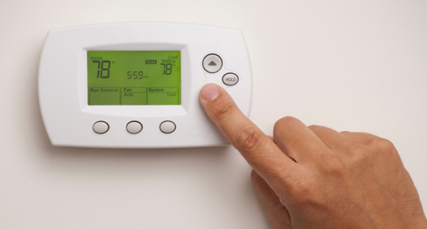 Set Your Thermostat