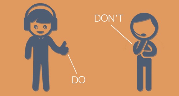 The DOs and DON'Ts of good body language