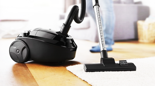 Advantages of Vacuum Cleaners