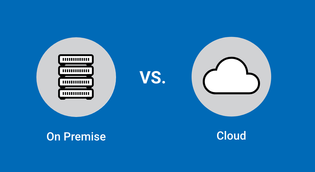 on-premise vs cloud featured image